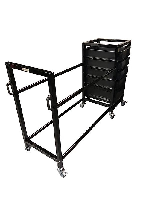 VMEP Tyre trolley - 800mm internal length