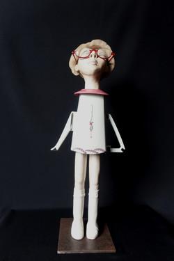 L'Etudiante H66cm