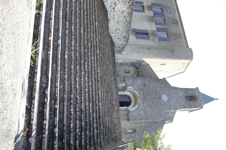 église du XIème siècle