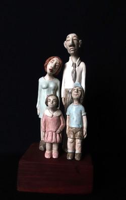 Famille Martin H31cm