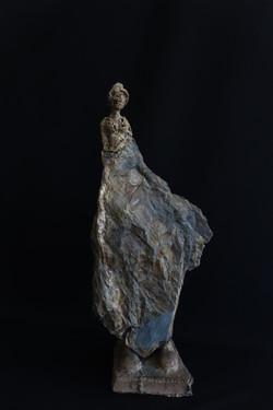 Dans le Vent Schiste  Bronze