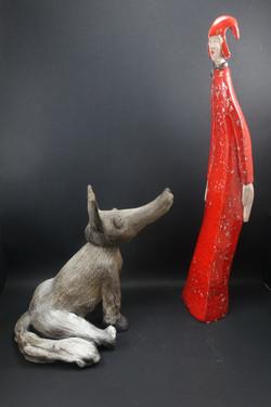 Petit Loup Et Chaperon Rouge