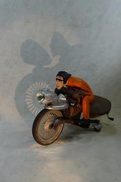 Moto turbine