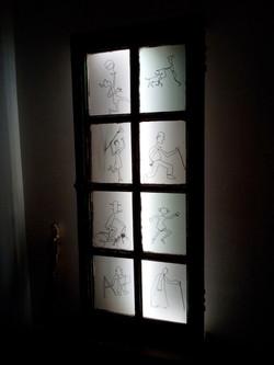 Fenêtre activité
