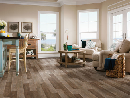Linoleum floor: How to care and clean?
