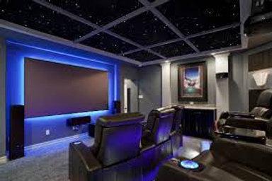 Premium Audiophile Grade Home Cinema 5.2 Channel Complete