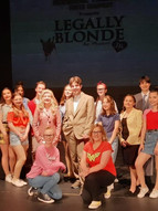 Legally blonde team