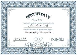Deepak Chopra DailyOm Courses