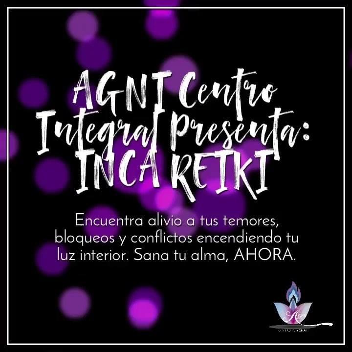 INCA REIKI en ECUADOR
