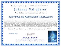Terapia de Lectura de registros Akashicos