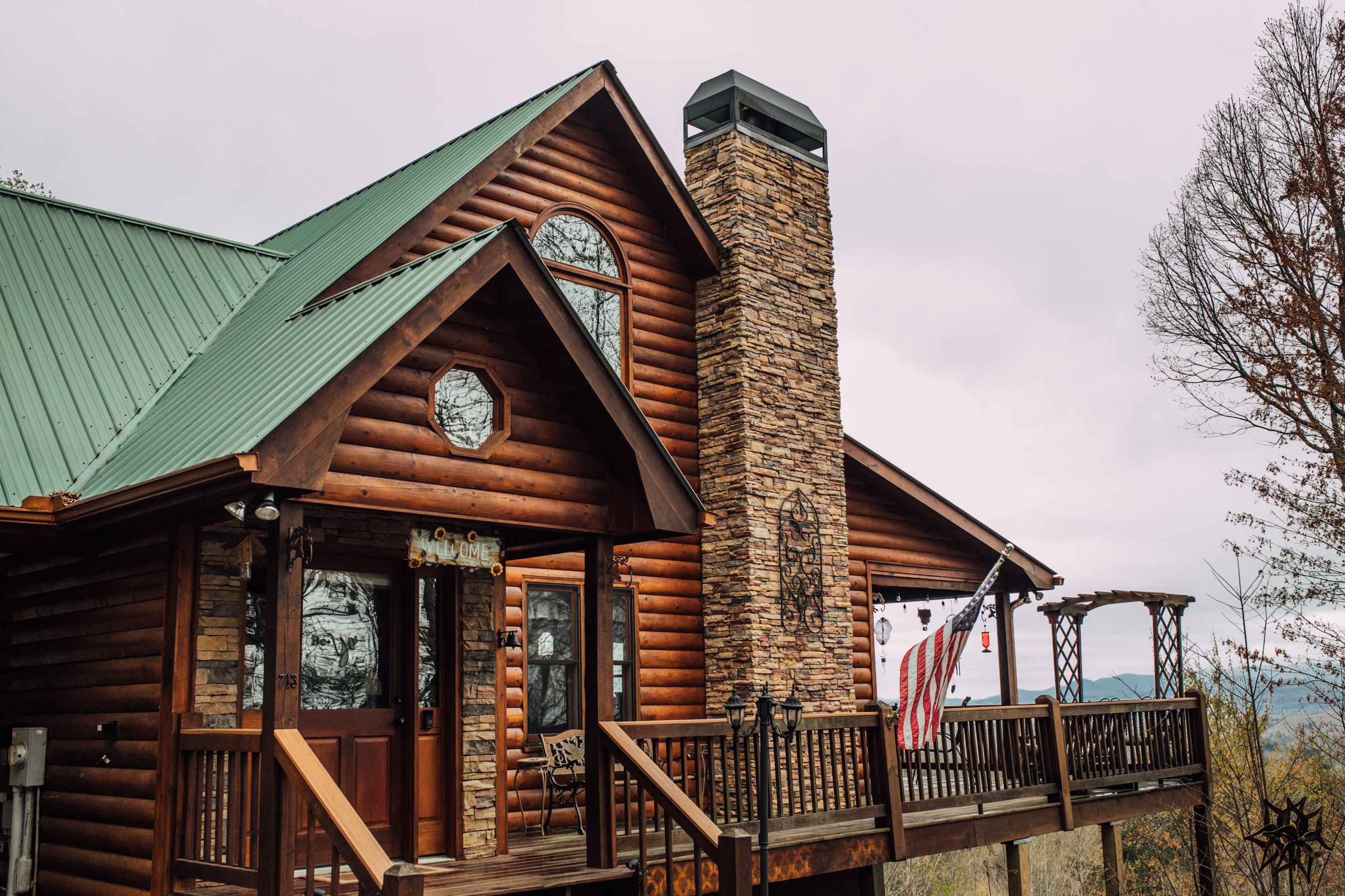 Cabin Exterior 2