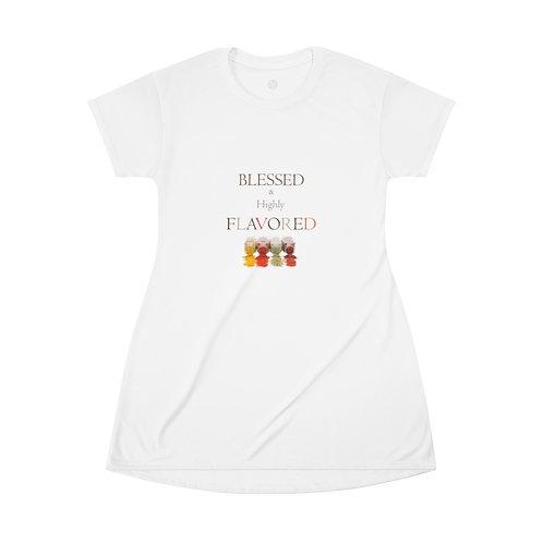 Blessed T-Shirt Dress