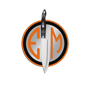 Chef E Marshall Logo Orange.png