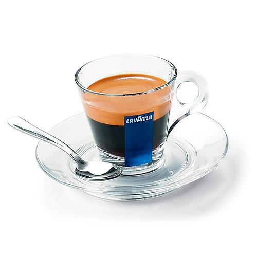 Пара стеклянная для эспрессо Lavazza, 70 мл, 6 шт