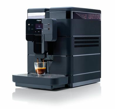 Кофемашина зерновая Saeco New Royal Black 230/50