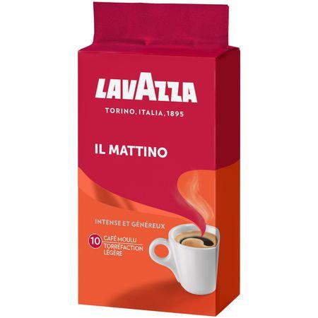 Кофе молотый Lavazza IL Mattino, 250 г, в/у