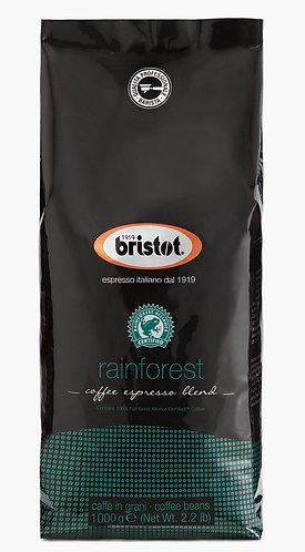 Кофе в зёрнах Bristot Rainforest, 1 кг