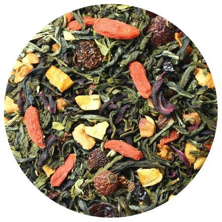 Чай зелёный Оптимист (Годжи), 100 грамм