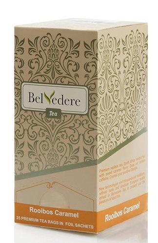 Пакетированный чай Belvedere Ройбуш Карамель для чашек, 1,8 г*100 шт