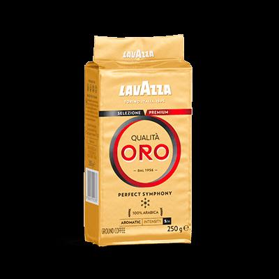 Кофе в зёрнах Lavazza Qualita ORO, 250 г