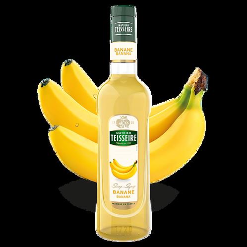 Сироп MATHIEU TEISSEIRE Банан, 0,7 л