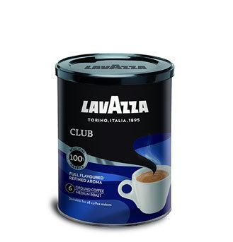Кофе молотый Lavazza Club, ж/б, 250 г