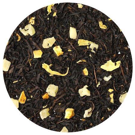 Чай чёрный Меренга с лимоном, 100 грамм