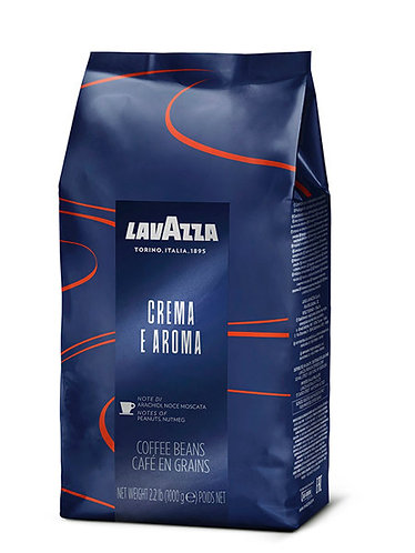 Кофе в зёрнах Lavazza Crema & Aroma Espresso, 1 кг