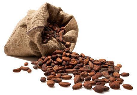 Какао-бобы, 1 кг
