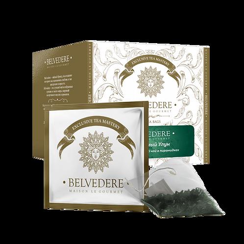 Чай в пирамидках Belvedere Молочный Улун для чашек и чайников, 3 г*17 шт