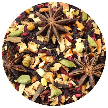 Чай фруктовый Глинтвейн, 100 грамм