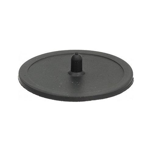 Глухой фильтр мембранный, диаметр 50 мм, 1 шт
