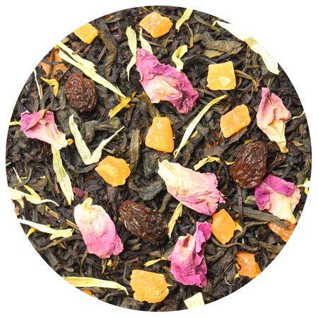 Чай зелёный и чёрный Ночь Клеопатры (Сны Клеопатры), 100 грамм