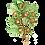 Thumbnail: Сироп Proffsyrup Лесной Орех, 1 л