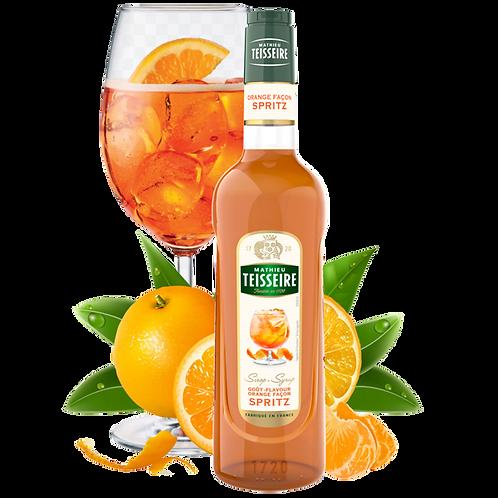 Сироп MATHIEU TEISSEIRE Апельсиновый Шприц, 0,7 л