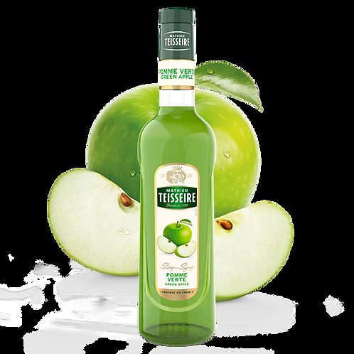 Сироп MATHIEU TEISSEIRE Зелёное Яблоко, 0,7 л