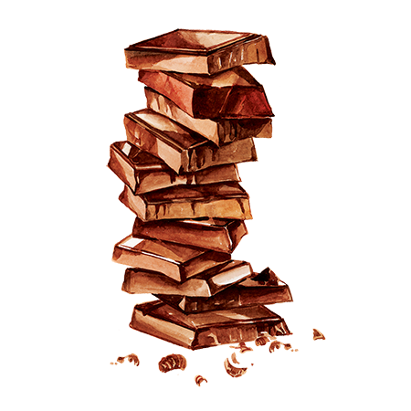 Сироп Proffsyrup Шоколад, 1 л