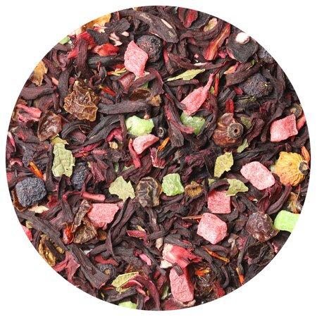 Чай фруктовый  с арбузом, 100 грамм