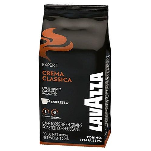 Кофе в зёрнах Lavazza Expert Crema Classica, 1 кг