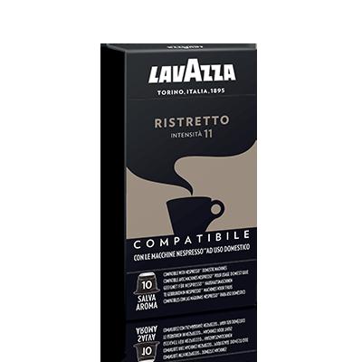 Капсулы Lavazza  Espresso Ristretto Nespresso, 10 шт