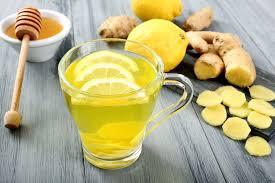 Концентрат Лимон и Имбирь, 5 кг
