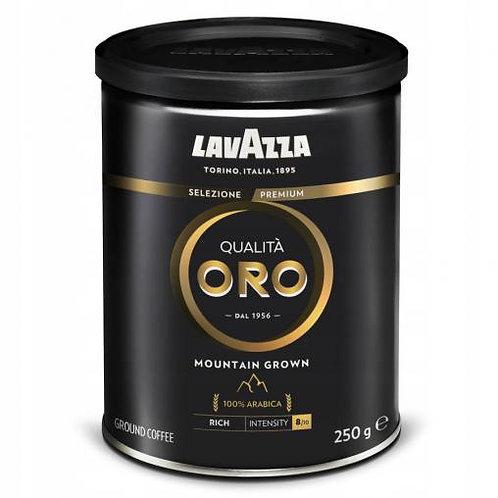 Кофе молотый Lavazza Qualità ORO Mountain Grown, ж/б, 250 грамм