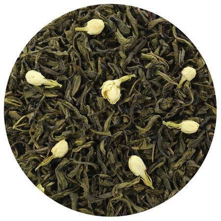 Чай зелёный жасминовый  Моли Хуа Ча, 100 грамм