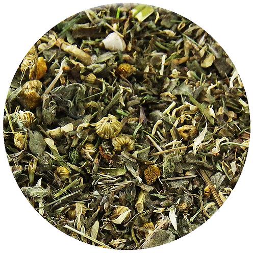 Чай травяной Для сауны, 100 грамм