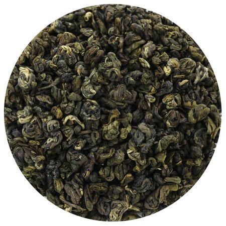 Чай зелёный жасминовый Моли Чжэнь Ло (Жасминовая Улитка), 100 грамм