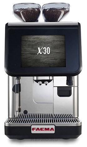 Кофемашина зерновая Faema X30 CP10