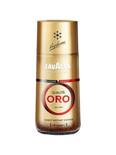 Кофе растворимый Lavazza Qualità ORO, 95 г