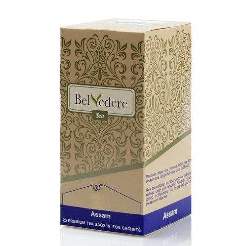Пакетированный чай Belvedere Ассам для чашек, 1,8 г*25 шт