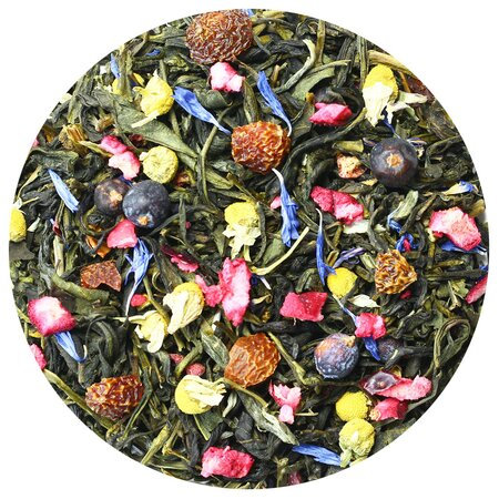 Чай зелёный Чайная Муза, 100 грамм