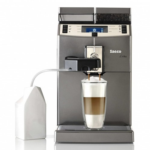 Кофемашина зерновая Saeco LIRIKA Cappuccino